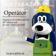 Hľadáme Operátora/ Operátorku